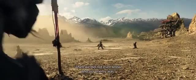 Warcraft let the fight begin