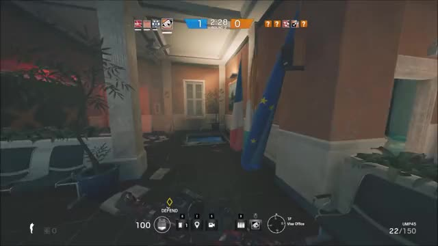 Watch and share Rainbow6 GIFs by genericcarrot on Gfycat
