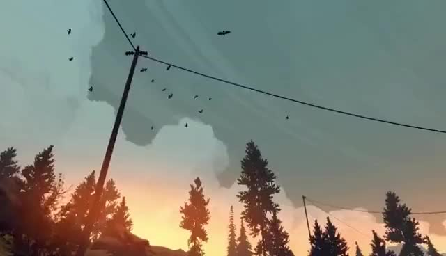 Watch and share Firewatch Trailer E3 2015 Official Trailer (HD) GIFs on Gfycat