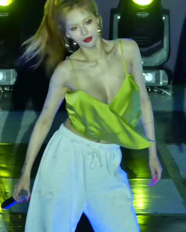 Watch and share Hyuna GIFs by sakusaku on Gfycat