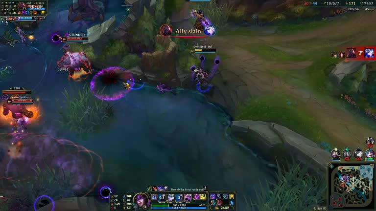 Gaming, Kill, LeagueOfLegends, Overwolf, Syndra, Win, Check out my video! LeagueOfLegends | Captured by Overwolf GIFs
