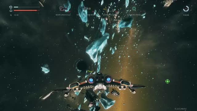 Watch and share Blackhole GIFs and Everspace GIFs by shillianth on Gfycat