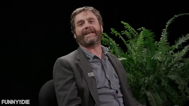 Watch and share Zach Galifianakis GIFs and Funnyordie GIFs on Gfycat