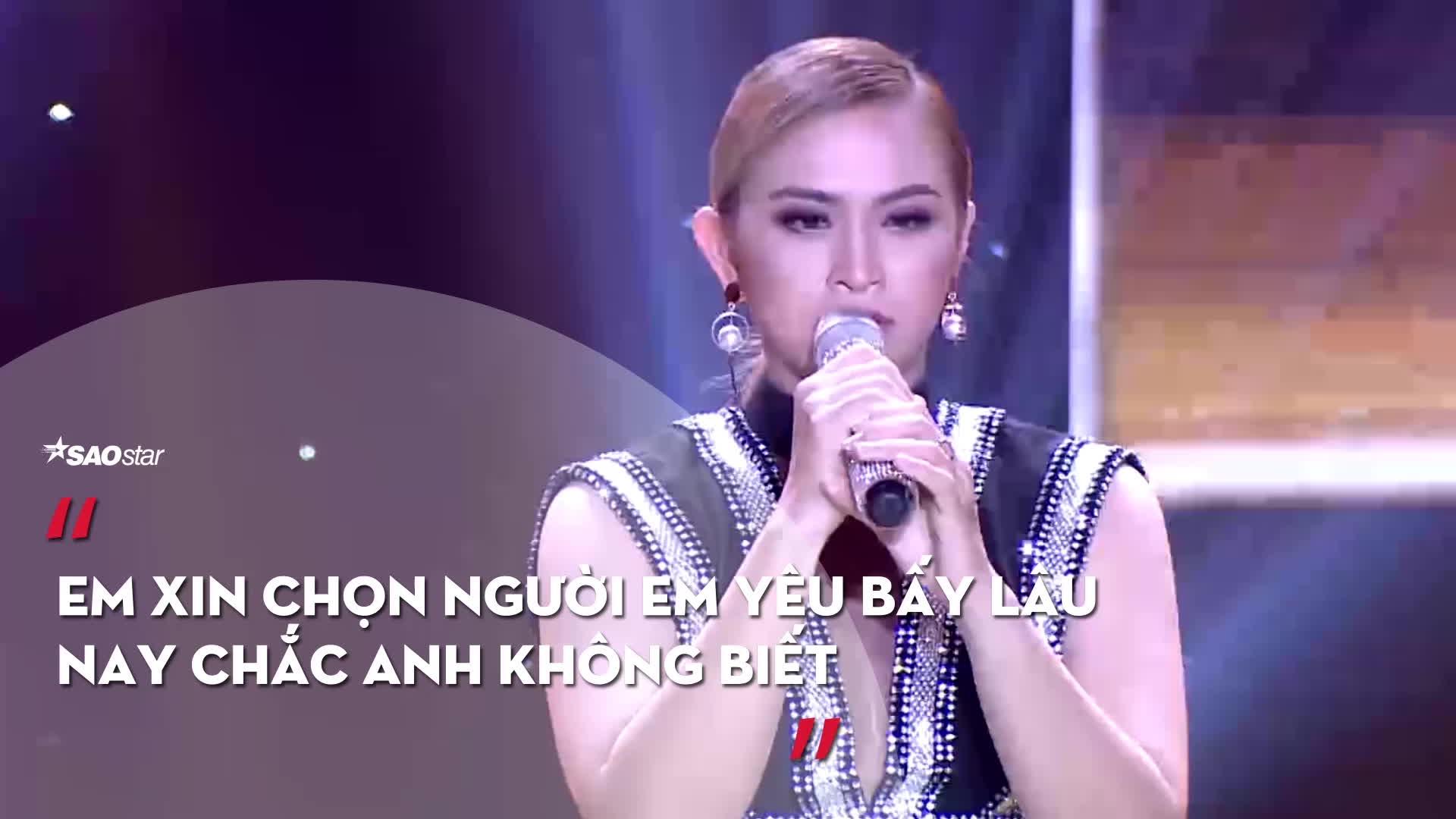 Thần tượng Bolero 2017: Thí sinh thổ lộ tình cảm ngay sân khấu khiến HLV Đàm Vĩnh Hưng ngại ngùng