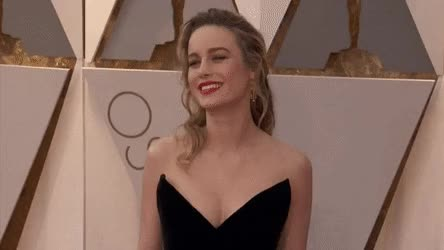 Watch and share Brie Larson GIFs on Gfycat
