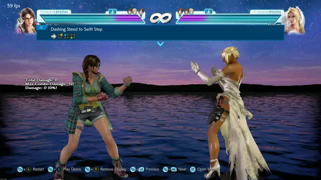 Watch and share Tekken7 GIFs by 「 TKBadMoon」 on Gfycat
