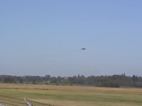 militarygfys, B1s  take off and high speed fly by. (reddit) GIFs