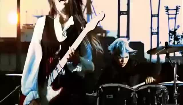 Watch this trending GIF on Gfycat. Discover more Daybreak, Jrock, Miko, Visual Kei, exist†trace GIFs on Gfycat