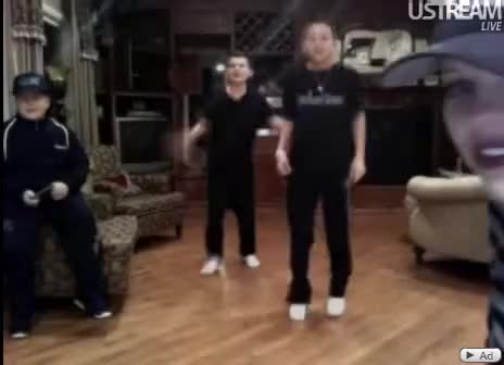 Watch Vinny and Mikey's dance :) GIF on Gfycat. Discover more dancing, funny, mikey fusco, vinny castronovo GIFs on Gfycat