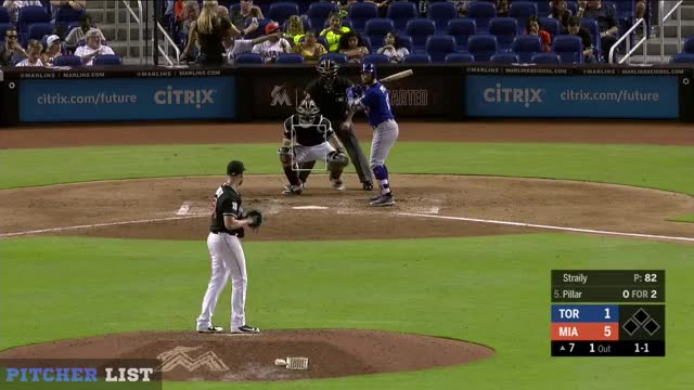 Watch and share Toronto Blue Jays GIFs and Miami Marlins GIFs on Gfycat
