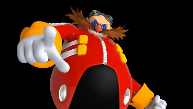 Watch and share Comparing The Voices - Dr.Robtnik/Eggman GIFs on Gfycat