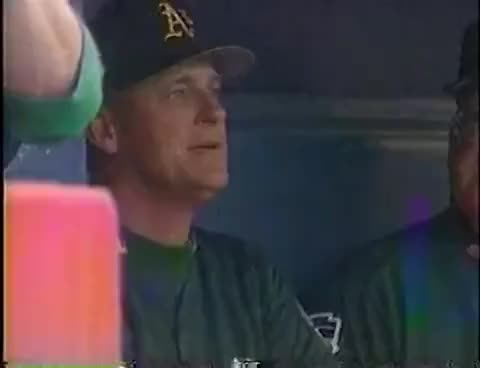 Watch Jose Canseco 1997 (Athletics) GIF on Gfycat. Discover more related GIFs on Gfycat