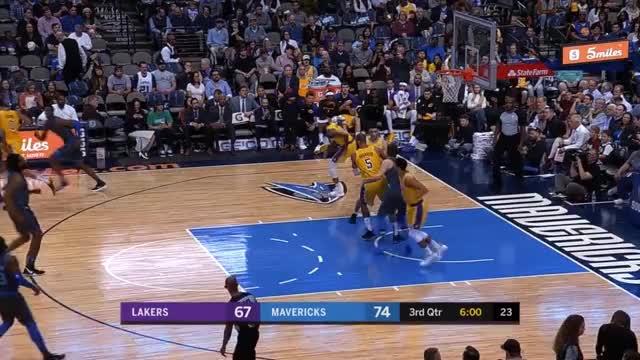 Watch bi fastbreak 1 GIF by @kobry_goat on Gfycat. Discover more Dallas Mavericks, Los Angeles Lakers, basketball GIFs on Gfycat
