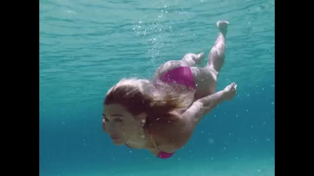 Watch and share Hailey Swimming GIFs on Gfycat