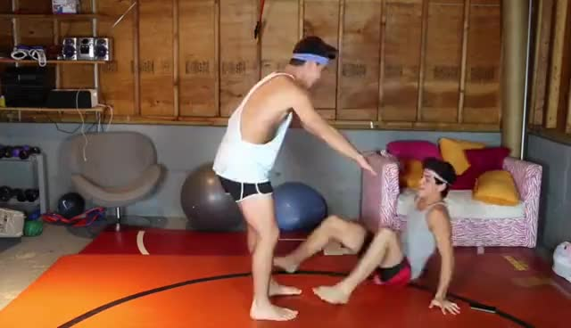 funny, yoga, Yoga Challenge GIFs