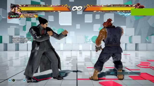 Watch and share Tekken 7 08.23.2017 - 22.00.52.02 GIFs on Gfycat