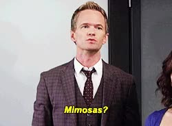 Watch and share Neil Patrick Harris GIFs and Mimosa GIFs on Gfycat