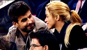 Watch and share Gerard Pique GIFs and Shakira GIFs on Gfycat