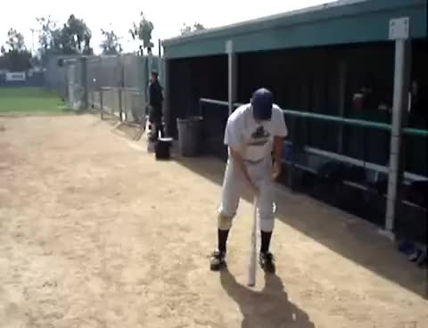Watch and share Baseball Bat GIFs on Gfycat