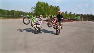 Watch and share TRR 2014 - Episode 10/10 - Supermoto Lifestyle GIFs on Gfycat