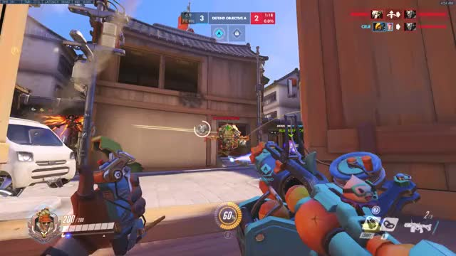 Watch and share Overwatch GIFs by pantastic on Gfycat
