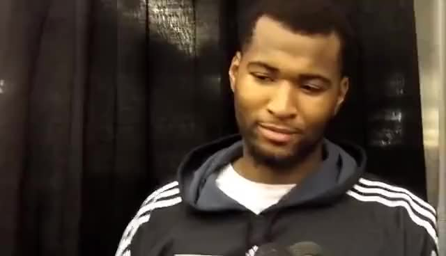 Watch and share Demarcus Cousins GIFs on Gfycat