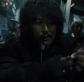 Watch Snowpiercer (2013) GIF on Gfycat. Discover more bong joon-ho, jamie bell, kronole, movie and tv gifs, snowpiercer, song kang-ho GIFs on Gfycat