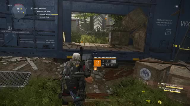 Watch and share Tom Clancy's The Division 2 2019.03.28 - 01.50.09.06.DVR GIFs by iodinepx on Gfycat