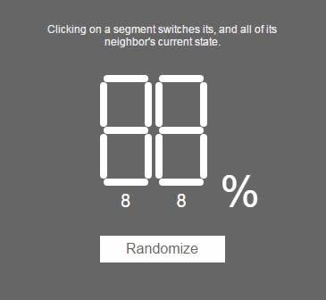 ProgrammerHumor, 7-segment volume input with a twist (reddit) GIFs