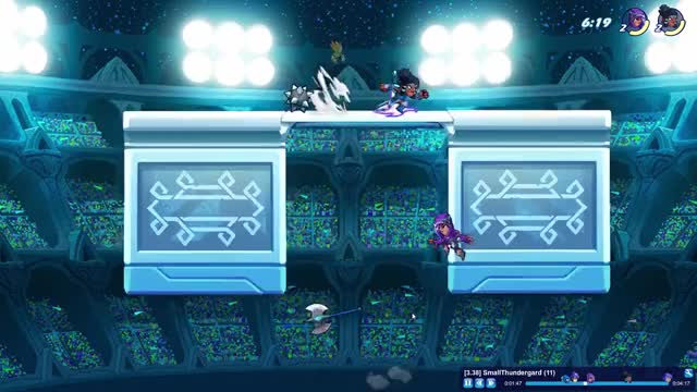 Watch and share Brawlhalla GIFs by Whitefirst on Gfycat