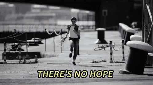 Watch and share No Hope GIFs on Gfycat