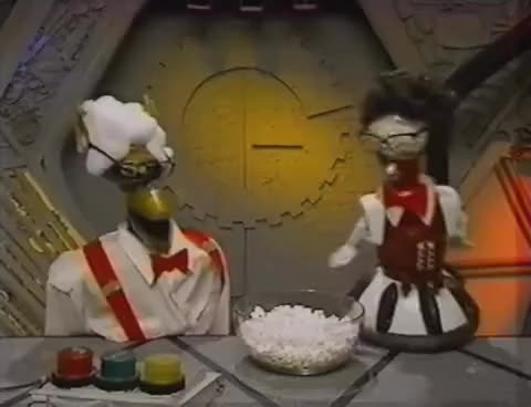 Watch and share Popcorn GIFs and Mst3k GIFs on Gfycat