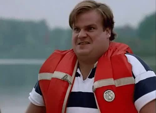 Watch and share Chris Farley GIFs and Awesome GIFs on Gfycat