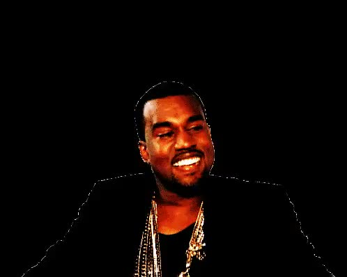 Watch and share Kanye West GIFs and Laughing GIFs on Gfycat