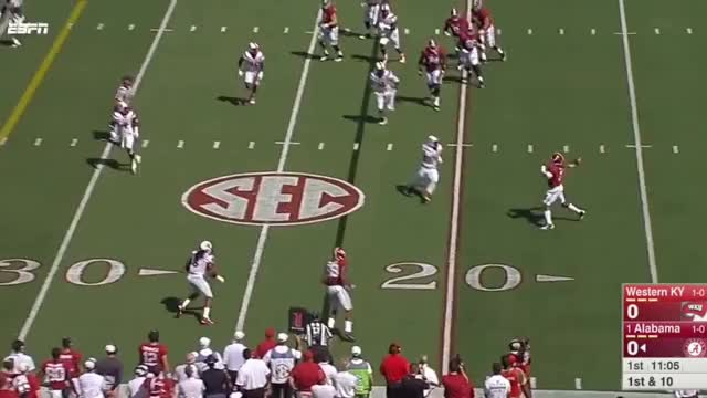 """Watch Calvin Ridley 