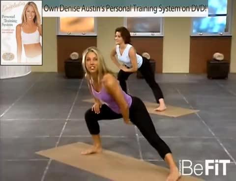 Total Body Stretching & Flexibility Workout: Denise Austin GIFs