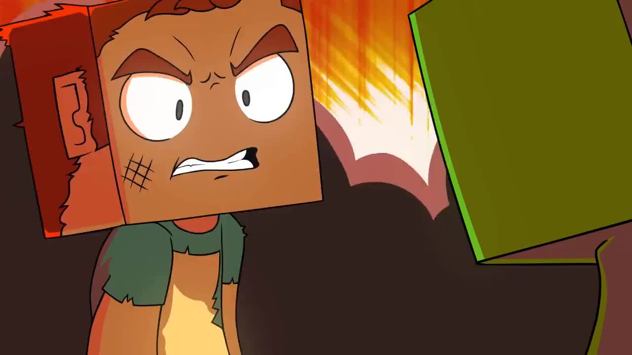 Minecraft Is For EVERYONE ANIMATED MUSIC VIDEO By Ross O Donovan Starbomb