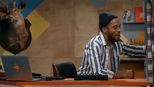 Watch this trending GIF on Gfycat. Discover more kid cudi GIFs on Gfycat