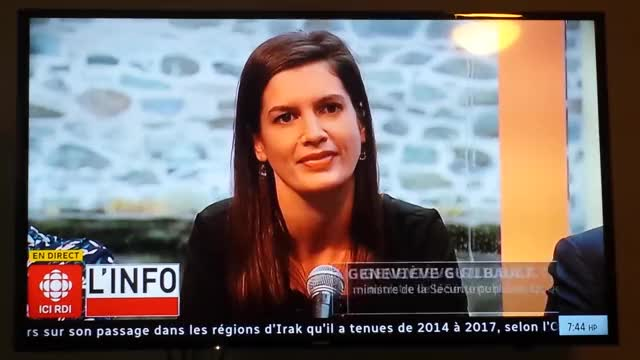Watch and share Catherine Dorion GIFs and Quebec Solidaire GIFs by Guy Boucher on Gfycat