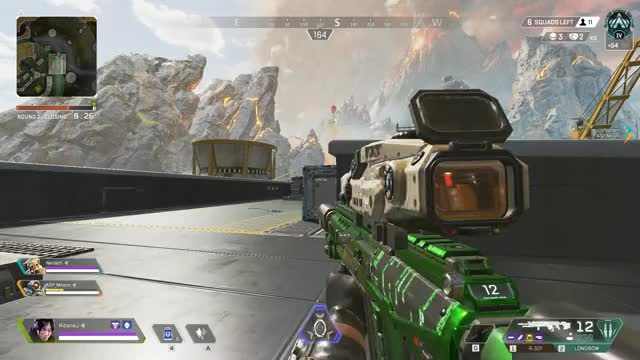 Watch and share Apexlegends GIFs by kibana on Gfycat