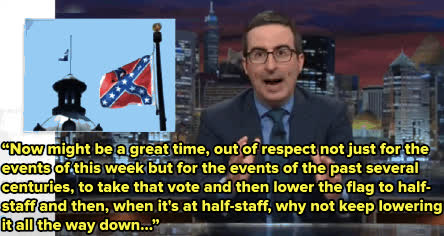 john oliver, American History GIFs