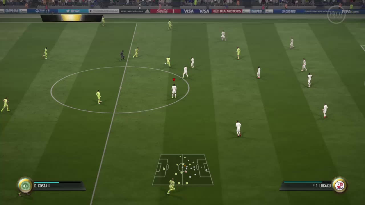 playstation 4, ps4share, sony interactive entertainment, FIFA 17_20170106155034 GIFs