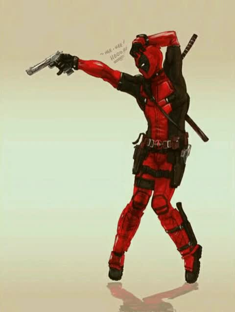 Watch deadpool GIF on Gfycat. Discover more deadpool GIFs on Gfycat