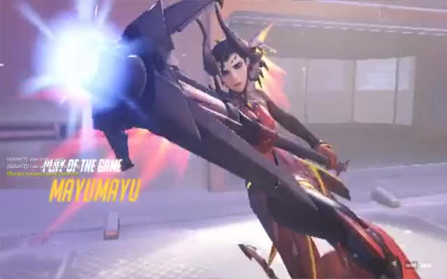 Watch and share Overwatch GIFs by mayumayu on Gfycat
