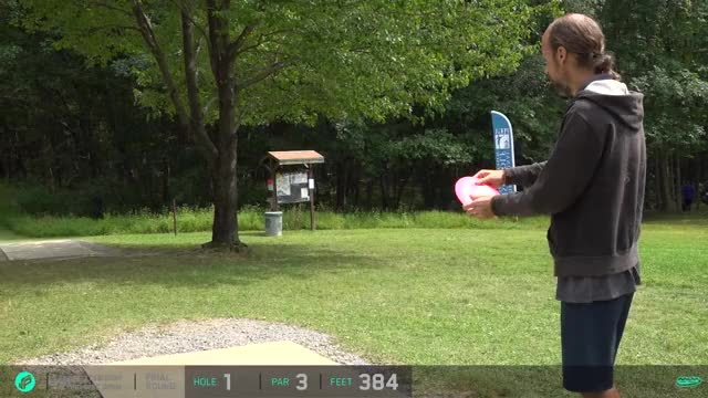 Watch and share 2017 Pittsburgh Flying Disc Open | Final Round, Front 9 | McBeth, Conrad, Johansen, Bennett GIFs by Ultiworld Disc Golf on Gfycat