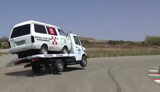 Watch Stunt Tow Truck GIF on Gfycat. Discover more bmw, dolianova, drifting, italia, michelestuntman, nissan, sardegna GIFs on Gfycat