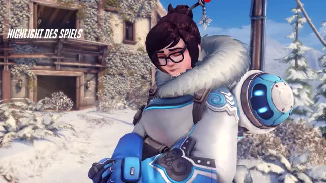 Watch and share Highlight GIFs and Overwatch GIFs by waifu on Gfycat