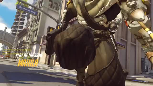 Watch and share Overwatch GIFs and Headshot GIFs by tricky on Gfycat