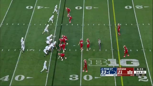 Watch FFFF PSU 14 Sullivan-Brown pisses me off GIF by Seth Fisher (@mgoseth) on Gfycat. Discover more football GIFs on Gfycat