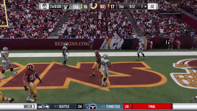 Watch Madden GIF by Xbox DVR (@xboxdvr) on Gfycat. Discover more CodCutter0526, MaddenNFL18, xbox, xbox dvr, xbox one GIFs on Gfycat